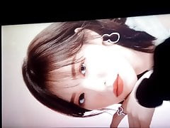 Red Velvet Wendy Cum Tribute #3