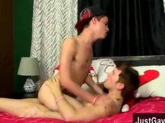 Twink has a tight ass for banging