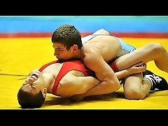 Wrestling is so gay
