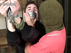 A gay guy gets dominated hard by a man