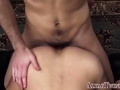 Altarboy gets pounded doggystyle