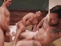bent over leaking no hands, big finish with aneros prostate