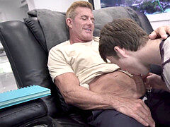 FamilyDick - stepfather plows His Boy�s a-hole During A Nostalgic Bonding Moment