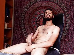 25yo student Thiago with a big dick has fun on chaturbate