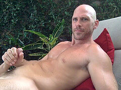 Johnny Sins Wanking His thick tastey pink cigar