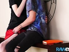 RAWEURO Chris Summers Rimms and Raw Fucks Jackson Wright